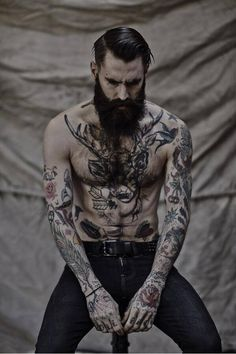Ricki Hall for Schon Magazine