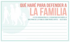 Defender a la Familia