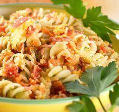 Thermomix Nudel-Gemüse-Salat mit Aiolisauce