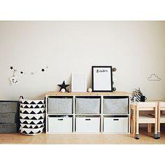 Overview/IKEA/子供部屋/ニトリ/キッズスペース/カラボリメイク...などのインテリア実例 - 2016-11-01 23:59:52