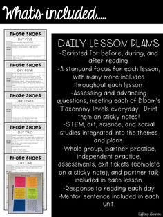 Interactive Read Aloud Lessons for First Grade