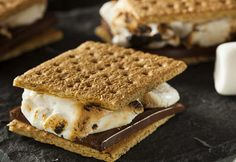 Campfire S'mores #HometownFresh