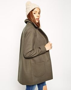 Vergrößern ASOS – Ultimate – Schmal geschnittener Mantel
