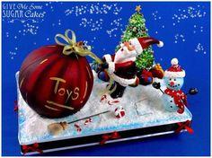 Puffing Santa! :-)