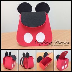 the ultimate list of diy Disney gifts to make for any occasion. Holiday diy Disney gifts for the Disney lover in your life. This Pin was discovered by Gül Handmade out of craft EVA Foam. For ordering… Disney Diy, Disney Crafts, Disney Ideas, Foam Crafts, Diy And Crafts, Crafts For Kids, Paper Crafts, Mickey Mouse Crafts, Minnie Mouse Party