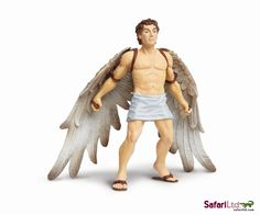 Safari Ltd 8025 Ikarus - Drachen & Elfen - Figuren bei spielzeug-guenstig.de 8,49