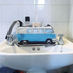 Kulturbeutel, VW-Bus