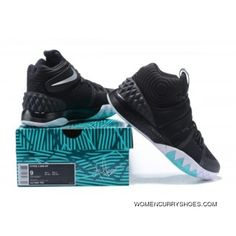 buy online 9916a 6e0da 2017 Nike Kyrie S1 Hybrid Black White Basketball Shoes Discount