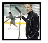 Cliff Ronning Owner/Instructor  Base Hockey Performance in Burnaby BC