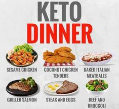 Keto grocery list, food and recipes for a keto diet before and after. Meal plans with low carbs, keto meal prep for healthy living and weight loss. Low Carb Meal, Keto Meal Plan, Meal Prep, Keto Fastfood, Keto Fast Food Options, Cetogenic Diet, Diet Foods, Comida Keto, Ketogenic Diet