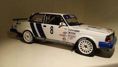 Volvo 240 turbo gr.a rally  # modelcar