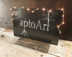 This listing is for a customized hand engraved metal (steel) sign. This will bring life to any craft show table! It adds a ton of charisma and