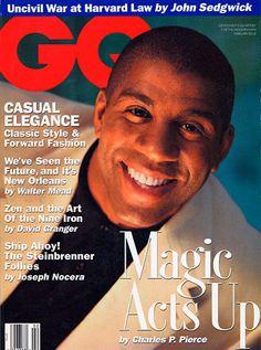 The GQ Cover Portfolio: The Magazine: GQ