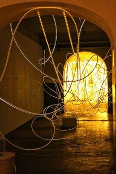 """""""Fortuna"""" de Grimanesa Amorós en Tabacalera - Espacio promoción del arte - http://www.mcu.es/promoArte/Novedades/Fortuna_Grimanesa.html"""