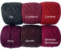 Holst Garn Supersoft 100% wool. I can't get enough of Holst Garn. Love their Coast cotton/wool yarn, too.