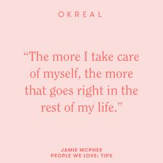 UOGoals: Take care of your mind, body and soul. #okreal #oktip #oklove