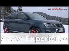 Ein SUV kann bekanntlich auch mal für Ausflüge ins leichte Gelände genutzt werden. Doch bietet diese Art Fahrzeug wie z.B. der Seat Ateca auch Vorteile auf Eis und Schnee? Um genau das auszuprobieren war ich mit dem neuen Seat Ateca im kalten Österreich unterwegs. Im Rahmen der diesjährigen Seat Snow Experience konnte ich das SUV auf unterschiedlichen Strecken testen und mich auch noch mit anderen Teilnehmern vor Ort austauschen. Quelle: http://ift.tt/1ISU4Q3  Gerne kannst Du unsere Videos…