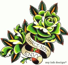Gallery For > Traditional Flower Tattoo Designs