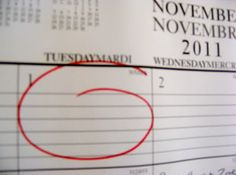 12 Things to do in November to get ready for Christmas. Really good list!