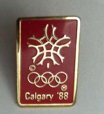 Calgary 1988 Winter Olympic Lapel Hat Pin Winter Olympic Games, Winter Games, Hat Pins, Calgary, Lapel Pins, Armors, Metals, Hats, Badges