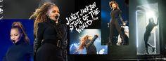Mireille Mathieu, Les amis de Mireille Mathieu-Le blog, site : Janet Jackson lady soul - State Of The World Tour ...