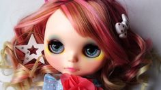 https://flic.kr/p/aj22W8 | A-Dong's Custom Blythe doll No.56 *Candied Vacation* | ebay number: 140601923661