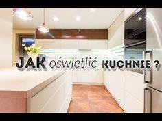Jak oświetlić nowoczesną kuchnie - Meble na wymiar - Avangarda Meble - YouTube
