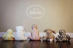 6 Month Baby Girl - Stuffed Animals