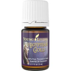Egyptian Gold Essential Oil | Young Living Essential Oils