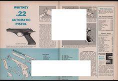 1971 REMINGTON Model 11-48 Shotgun Exploded View Parts List Assembly Article #Remington