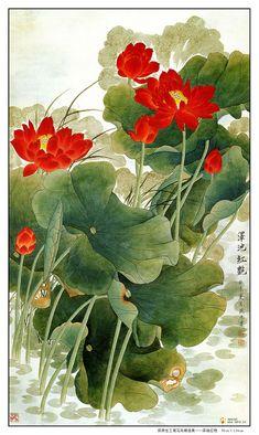 Liang Yan Sheng art