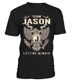 Team JASON - Lifetime Member