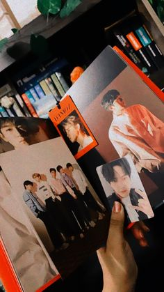 Day6, Photo Book, My Books, Polaroid Film