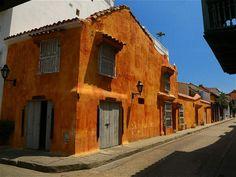 La ciudad amurallada fue declarado Patrimonio Nacional de Colombia en 1959.