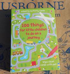 Călători printre cărți: 100 things for little children to do on a journey