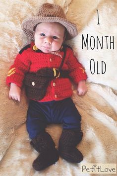 Newborn RCMP outfit photo prop by PetitLoveCrochet on Etsy Police Outfit, Baby Number 2, Baby Pants, Baby Sweaters, Baby Patterns, Police Officer, Newborn Photos, Crochet Clothes, Photo Props
