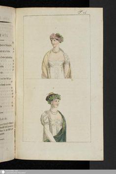 471 - Abschnitt - Journal des Luxus und der Moden - Seite - Digitale Sammlungen - Digitale Sammlungen