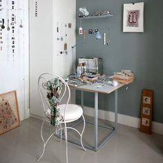 Wohnideen  Arbeitszimmer Home Office Büro - Kreative Arbeitsraum