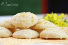 Bizcochitos de limon y requeson de Mafalda