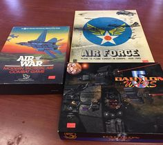 Interesting items are already showing up for this weekend's #gameauction at #bobeshobbyhouse Saturday 4/29 at 2pm!