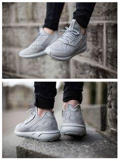 adidas Originals Tubular Runner: Grey