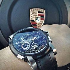 Romain Jerome Skylab 44 Speed Metal Watch
