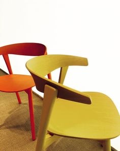 NIX chair. @capdell_design @isaloniofficial #salonedelmobile #news #design
