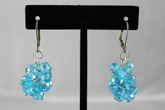 Aqua Bubbles – Luci's Jewelry Box