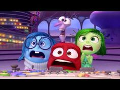Inside Out 2015   Hot Cold   Official Disney Pixar   HD