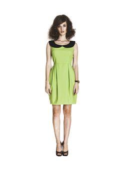 Molly dress, available at www.aliciatomzak.com
