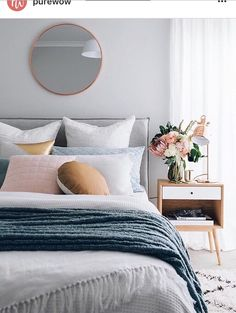 From @purewow - love this bedroom set.