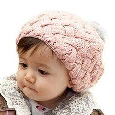 0901327955e Tenworld Fashion Baby Kids Girls Warm Winter Knit Crochet Beanie Hat Cap  Hot Diy Crochet Patterns