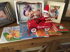 Elf on the shelf idea from #Go Ask Nanny