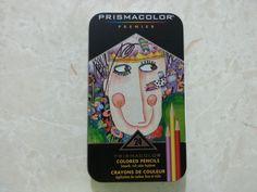 Prismacolor Premier Colored Pencils, 24 Pack, Assorted Colors #Prismacolor #ColoredPencils